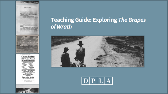 Teaching Guide: Exploring The Grapes of Wrath