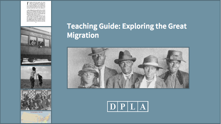 Teaching Guide: Exploring The Great Migration