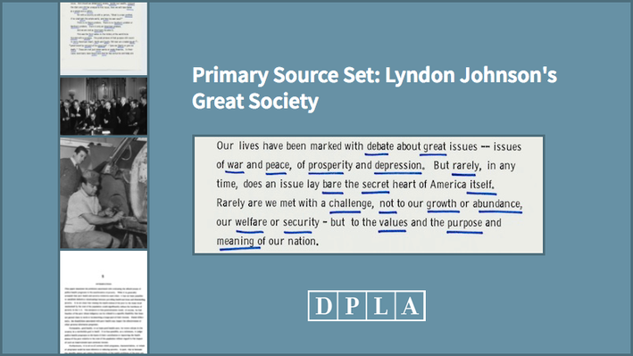 Lyndon Johnson's Great Society