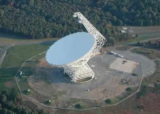 Great Big Telescope Image
