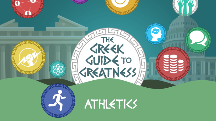 Greek Guide to Greatness: Athletics | The Greeks