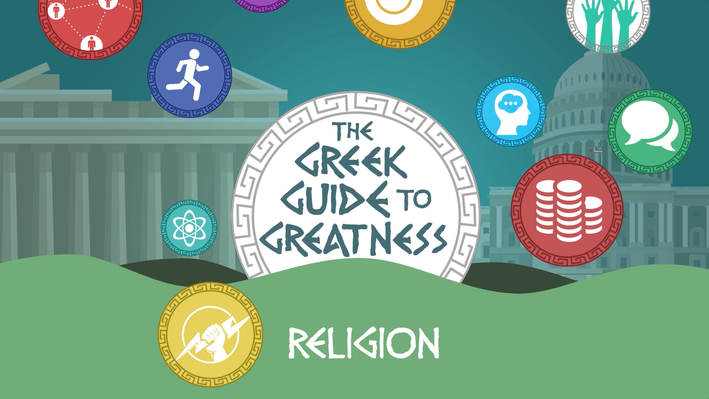 Greek Guide to Greatness: Religion | The Greeks