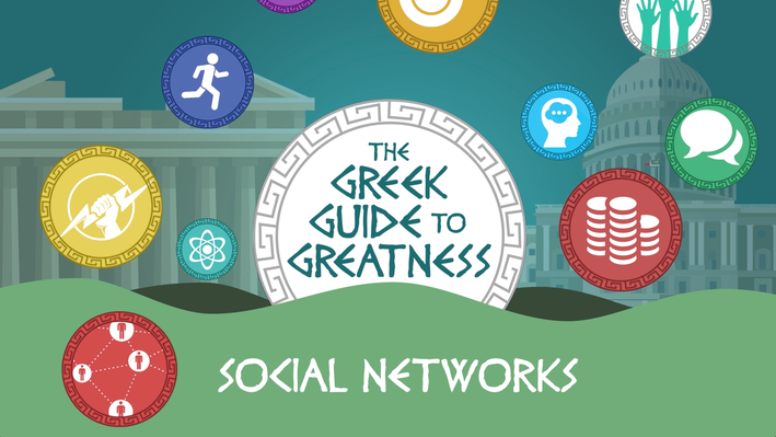 Greek Guide to Greatness: Social Networks | The Greeks