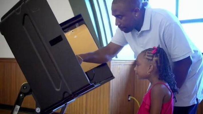 How Grownups Vote