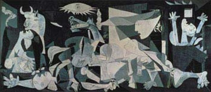 Treasures of the World | Lesson Plan: Guernica