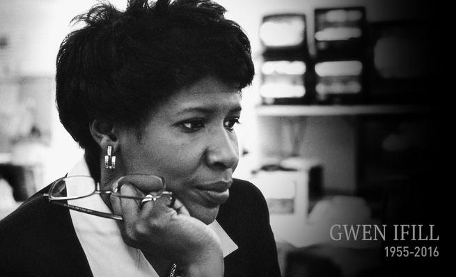 PBS Journalist Gwen Ifill Remembered for History-Making Career – Video