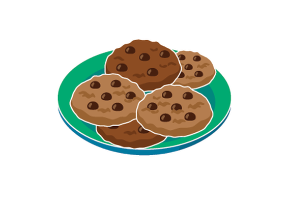 Party Food -  2   Clipart