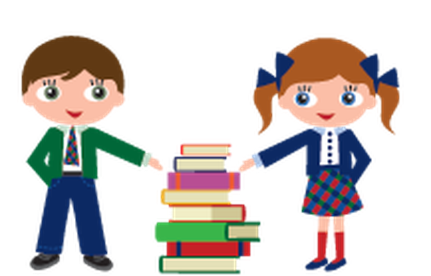 School Library | Clipart