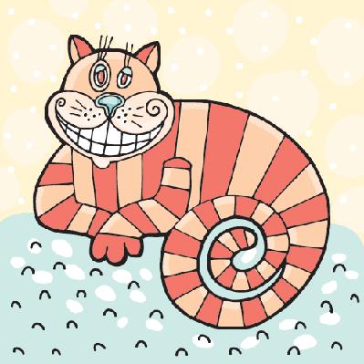 Cheshire Cat | Clipart