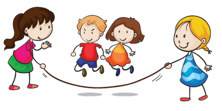Kids engaging in different sports | Clipart