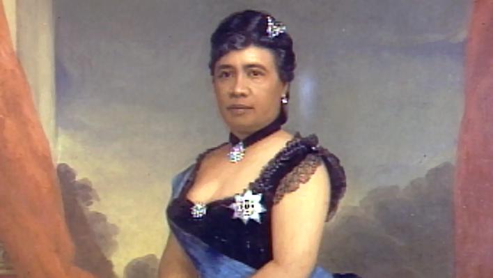 The Overthrow of Queen Lili'uokalani