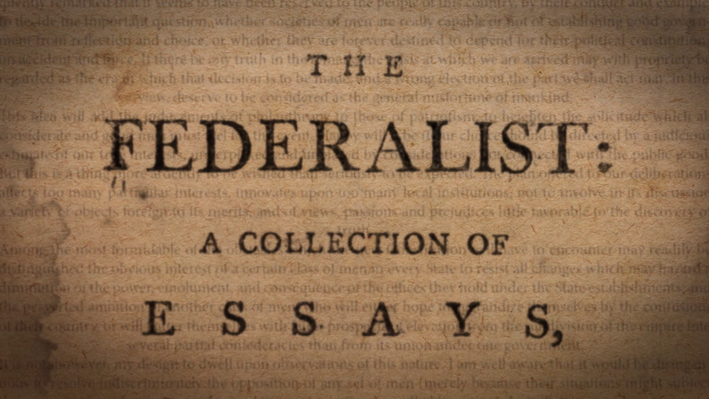 Hamilton's America | The Federalist Papers