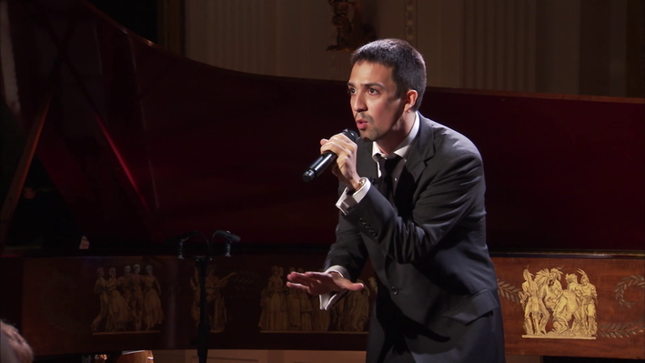 Hamilton's America | Lin-Manuel Miranda, Shakespeare, and Hip Hop