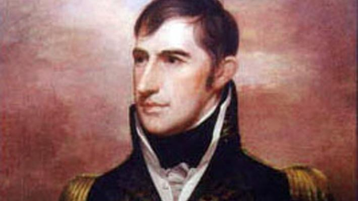 Young William Henry Harrison Image