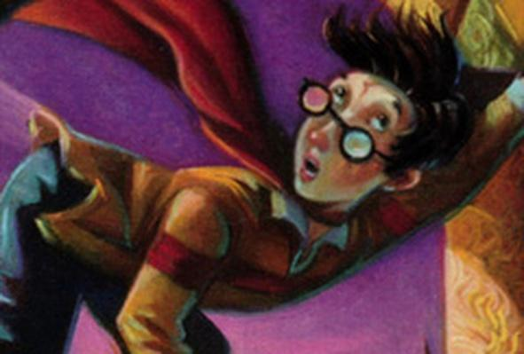 Harry Potter and the Sorcerer's Stone | In Search of the Novel: Synopsis