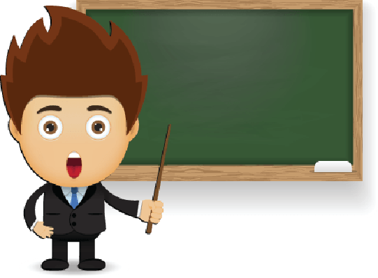 Businessman Cartoon Character | Clipart