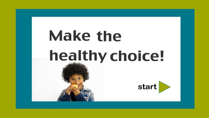 Make the Healthy Choice Quiz