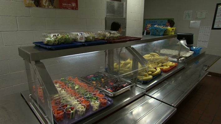 Healthy School Lunch Menus Spark Political Food Fight Video