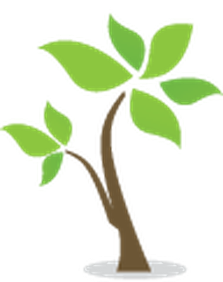Stylized Trees - 4 | Clipart