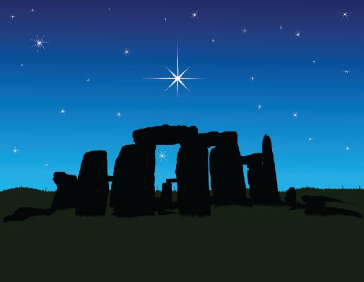 Stonehenge 1 | Clipart