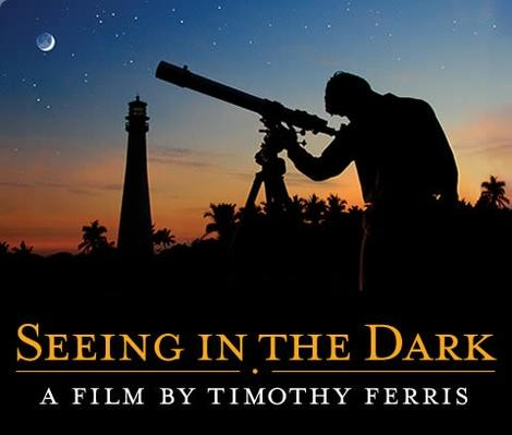 Seeing in the Dark: Astronomy topics: Light as a Cosmic Time Machine