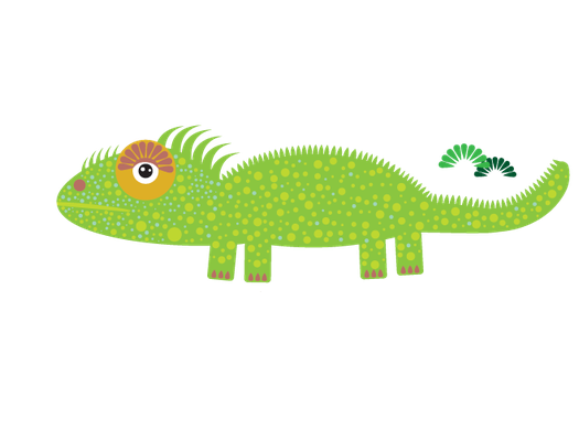 Animals of Australia - Reptile | Clipart