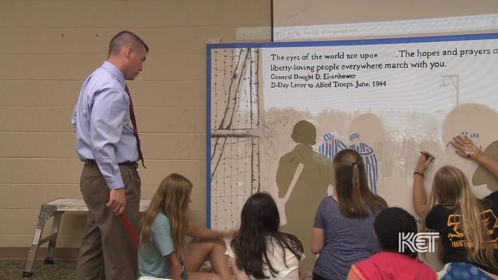 Mural Creation   Murals of the Holocaust