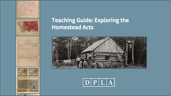 Teaching Guide: Exploring the Homestead Acts