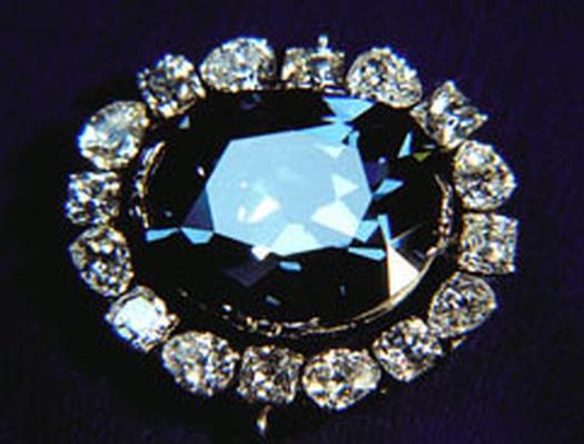 Treasures of the World: Hope Diamond