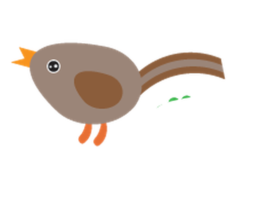 Animals of Australia - Bird | Clipart