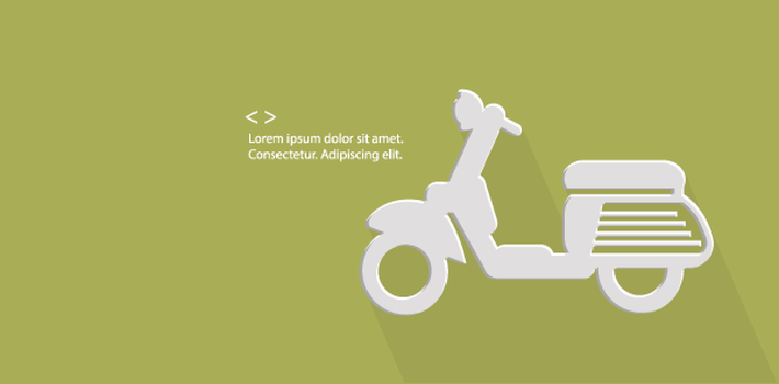 Transport Concept for Text: Colorful Version | Clipart