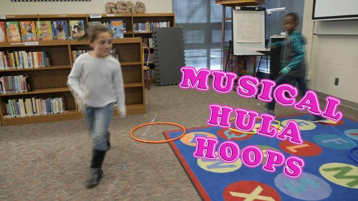Get Up & Go Play: Musical Hula Hoops | KIDS Clubhouse Adventures