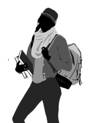 Collection of Students   Clipart
