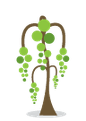 Stylized Trees - 12   Clipart