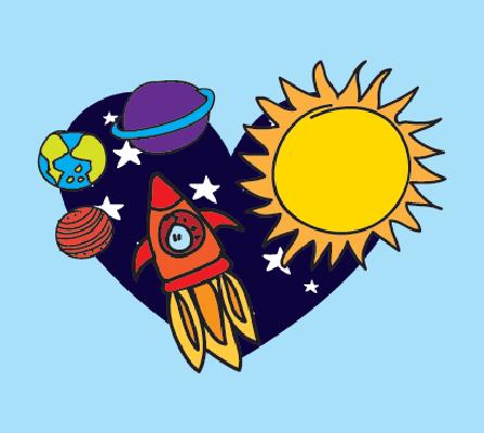 Space Design   Clipart