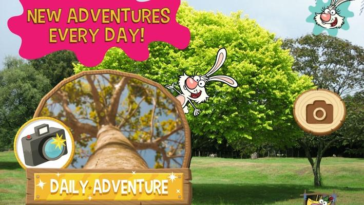 Nature Cat's Great Outdoors | PBS KIDS App