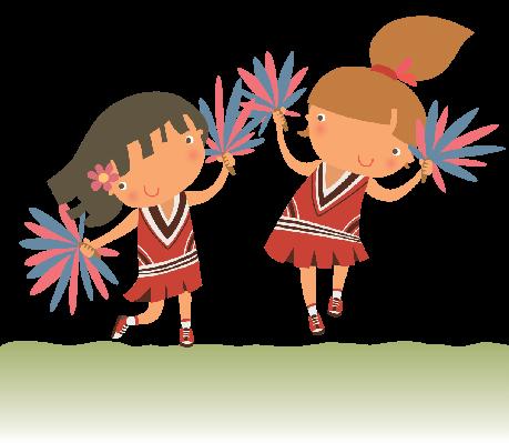 Cheerleader | Clipart