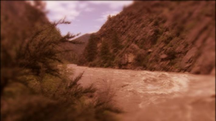 Moments in Time: The impossible Salmon River