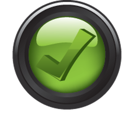 Check Mark Icon Buttons | Clipart