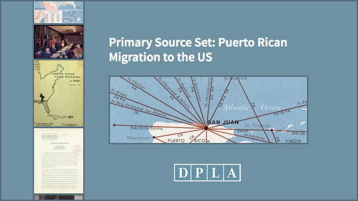 Puerto Rican Migration to the US