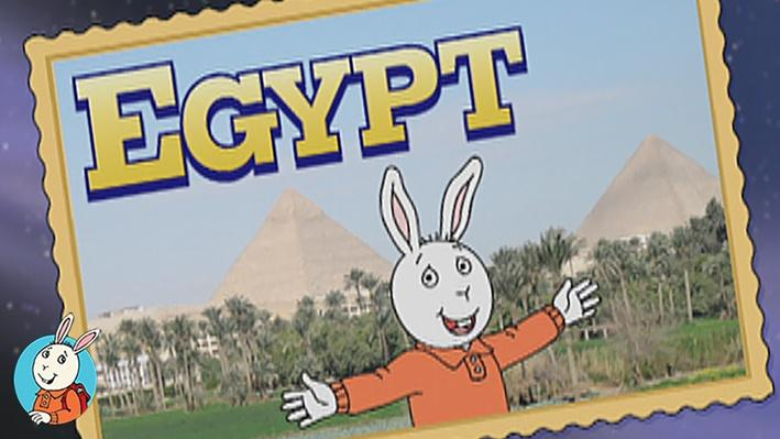 Buster's Egyptian Adventure