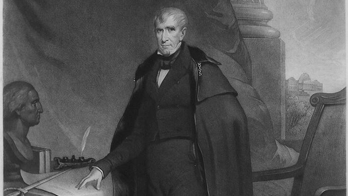 William Henry Harrison Makes the Front Page! Lesson Plan