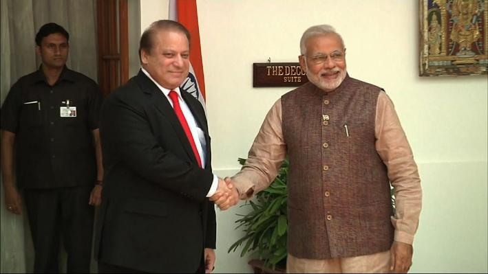 Leaders of Pakistan and India Address Mumbai Attack in Historic Meeting