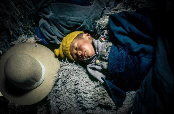 Sheepskin Coat | Global Oneness Project
