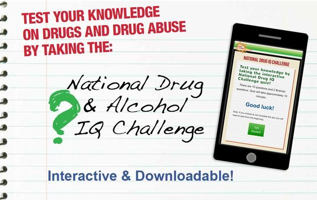 2017 National Drug & Alcohol IQ Challenge