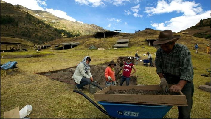 Into the Field | Archaeology Field School Abroad (Full Video)