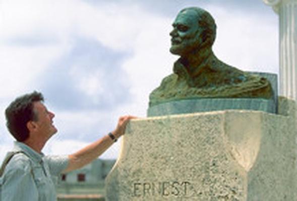 Michael Palin's Hemingway Adventure: Papa Interviews
