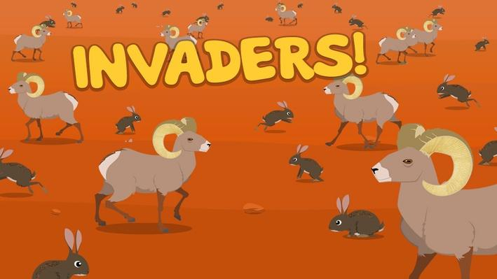 Invaders!