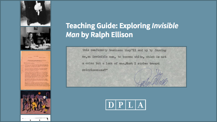 Teaching Guide: Exploring Invisible Man by Ralph Ellison