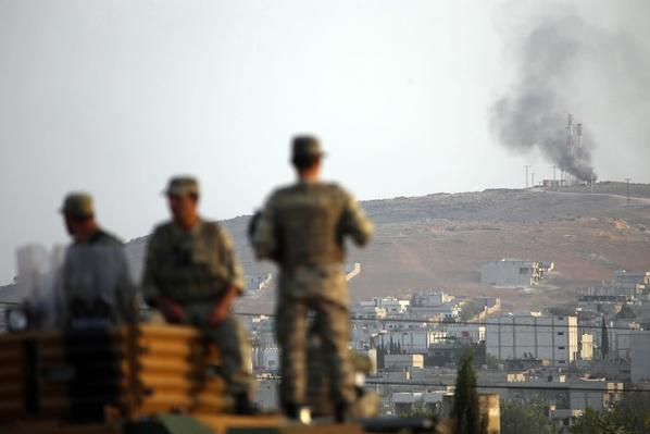 Turkey Reluctant to Fight ISIL - Video